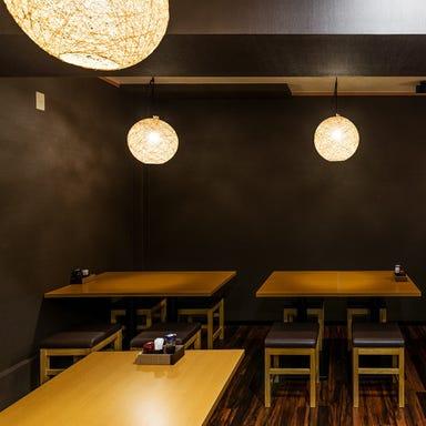 JAPANESE DINING 「一」 はじめ  店内の画像