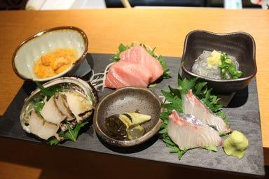 JAPANESE DINING 「一」 はじめ  メニューの画像