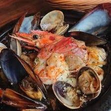 新鮮食材使用のこだわり海鮮料理