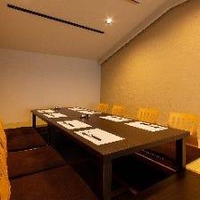 琉球畳が温かな印象を醸し出す空間