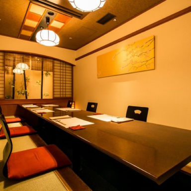 個室会席 北大路 赤坂茶寮 こだわりの画像