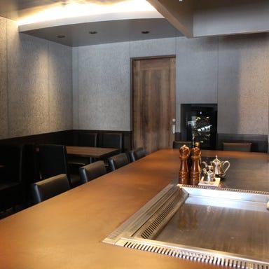 鉄板DINING KEN  店内の画像