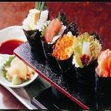 はんなり手巻き寿司
