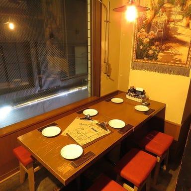 個室×イタリアン フォレスタディグーフィー  店内の画像