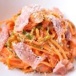イタリアンシェフの美味しいナポリタン