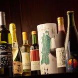 東北6県のワインを豊富に取り揃えました♪全22種、ボトルでの販売となります。詳しくはお気軽にスタッフまで♪
