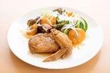 鶏はちみつ照り焼き(夏季限定)