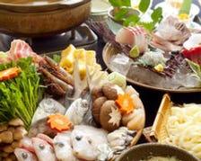 海鮮ちゃんこコース