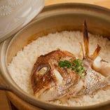 名物!鯛めしコース 旬魚旬菜料理充実!