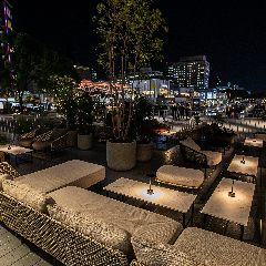 THE TOWER BEERGARDEN NAGOYA by.Farm&