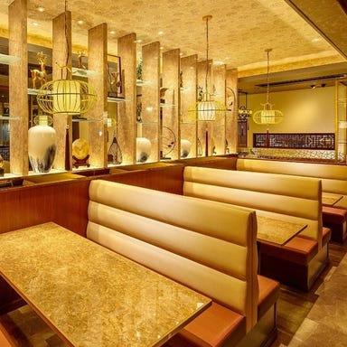 中国料理 鮮楽園 南店 店内の画像