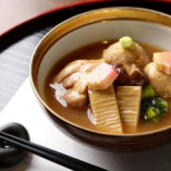 金沢郷土料理「治部煮」はぜひお召し上がり頂きたい一品