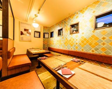 イタリア料理 リベルタ  店内の画像
