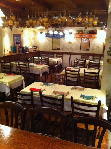 ピッツェリア・ラ・ポルタ  店内の画像