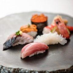 寿司 銀明翠 博多