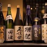 地酒【選りすぐりの地酒】