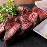 熊本県産 赤毛和牛『阿蘇王』のうちもも肉200g 3,600円