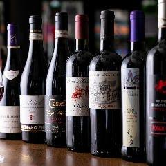 【こだわりワインのテイクアウト】も受付中です。