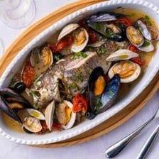 豊洲直送の新鮮素材で南イタリア料理