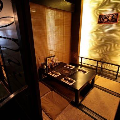 個室・しゃぶしゃぶ食べ放題 MA~なべや 津田沼店 店内の画像
