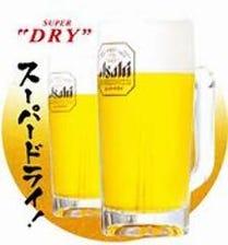 1650円飲み放題(生ビールあり)