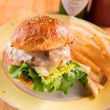 ◆ランチ限定◆お子様バーガー/お子様チーズバーガー