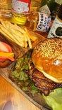◆ランチ限定◆ジャークチキンバーガー