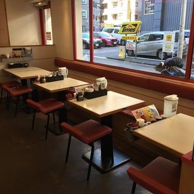 ゴル麺。 横浜本店 店内の画像