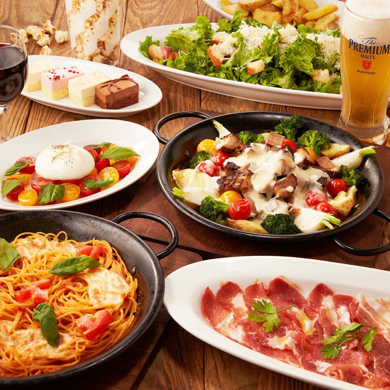 Cafe&Bar PRONTO 天王洲シーフォートスクエア店