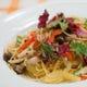 色々野菜のペペロンチーノはディナー限定