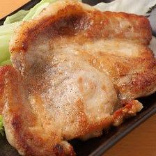 バームクーヘン豚&フォンデュ ¥2500
