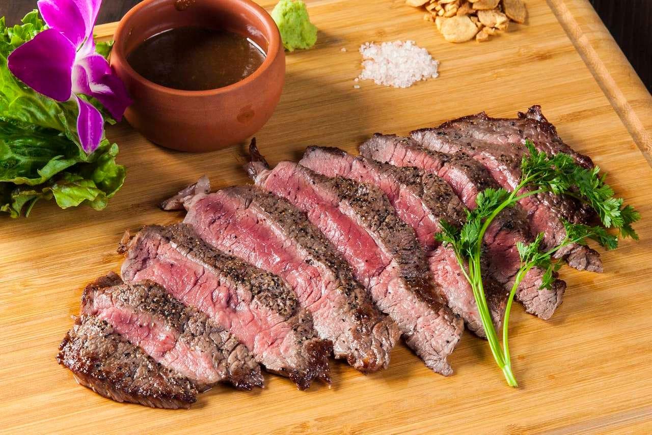 有田牛 黒毛和牛ランプステーキ
