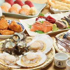 磯焼き 浜キチ 茶屋町店