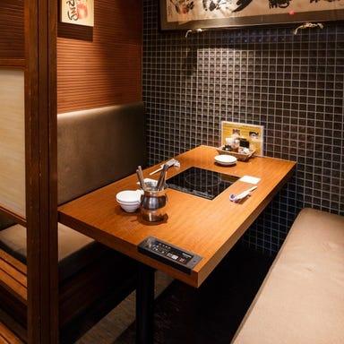 相撲茶屋 寺尾 大阪店 店内の画像