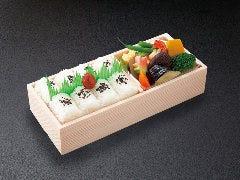 〈NEW〉折詰弁当 香梅(こうばい)