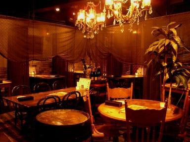 イタリアンダイニングカフェ ハーレーパーク  店内の画像