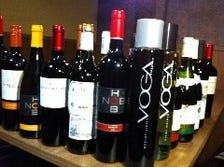ボトルワイン 40種類おいてます