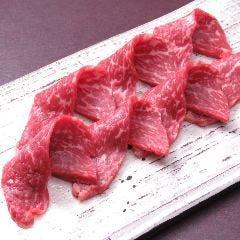 牛もも肉3秒炙り