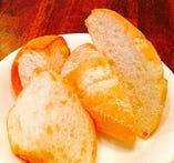 バゲット&ライ麦パン