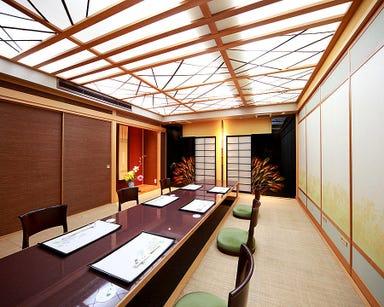 日本料理 八幸  店内の画像