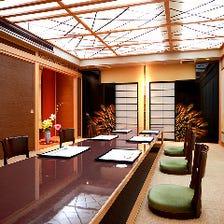 プライベートな完全個室