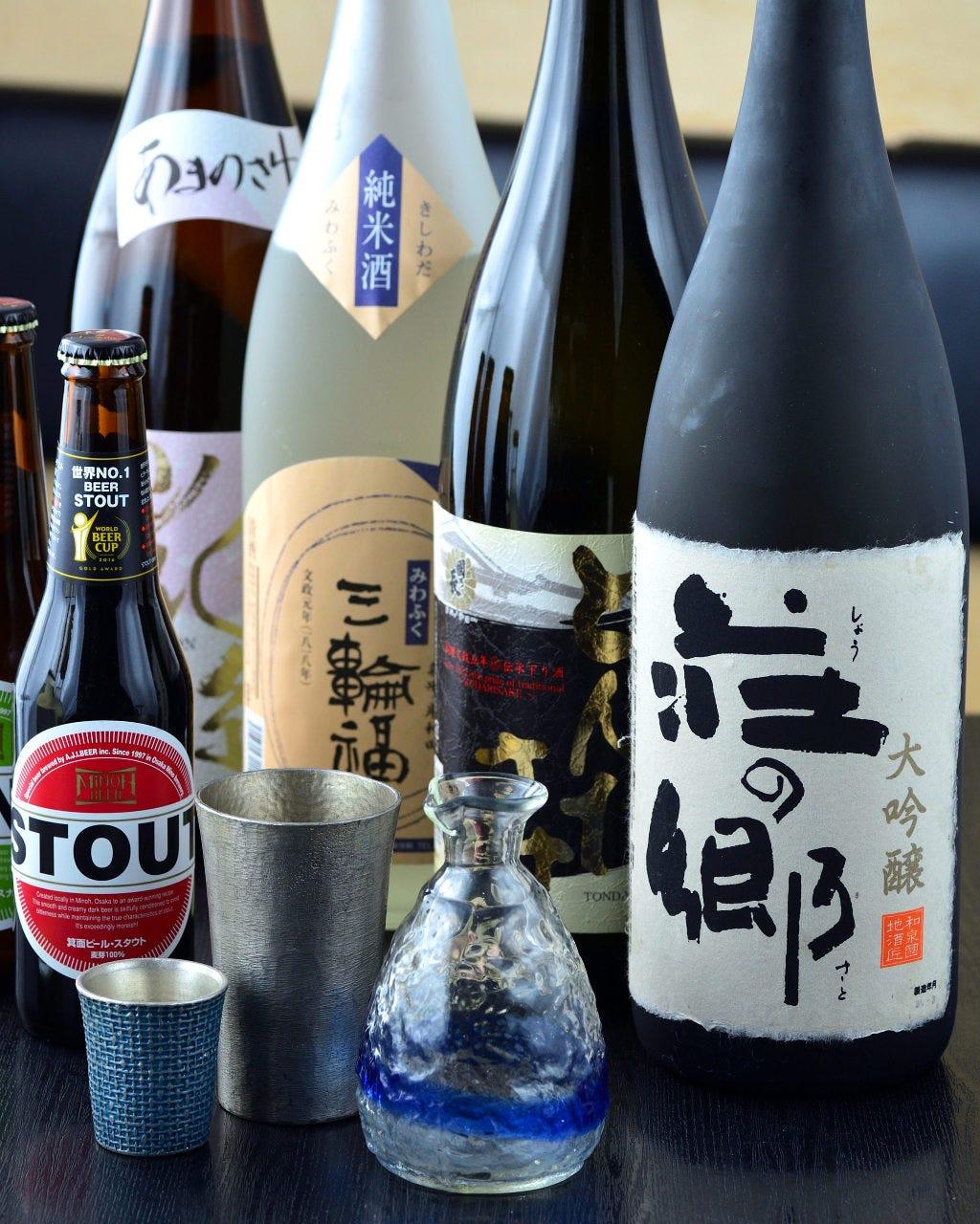 【旨い地酒】大阪を代表する名酒を、