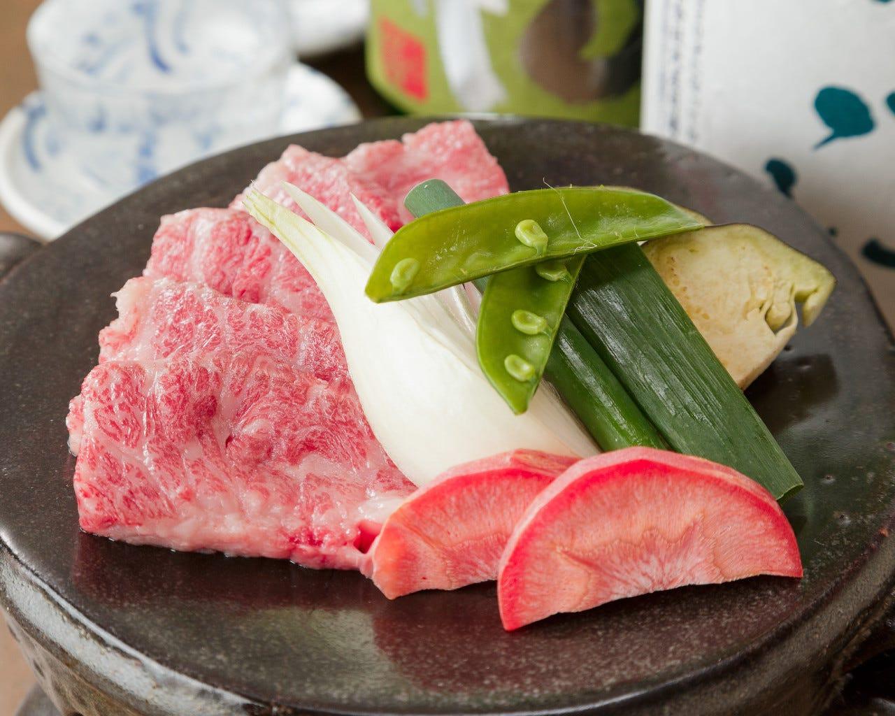 【旨い肉】大阪産の希少肉を当店で、