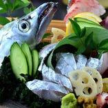 その日捕れた魚をそのまま店舗に『大阪もんの鮮魚』