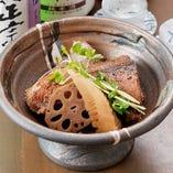 トロサバ定食 or 煮付け定食