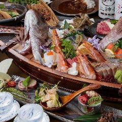 大阪産(もん)料理 空 なんばこめじるし店
