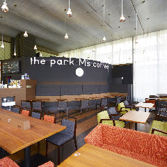 the park M's coffee