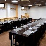 【完全個室】 幅広い人数に対応可能◎ゆったり椅子席も人気です