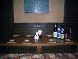 小上がりの掘り炬燵テーブル