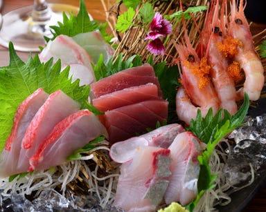 ビストロ魚丸  メニューの画像